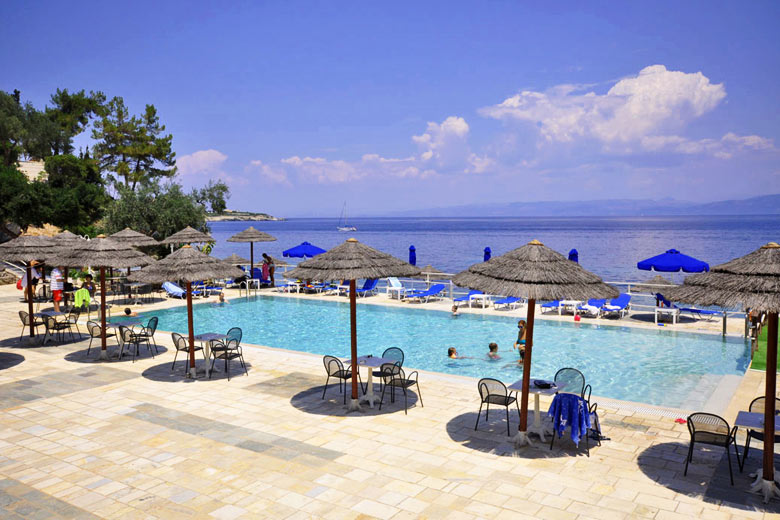 Paxos Beach Hotel - photo courtesy of www.paxosbeachhotel.gr