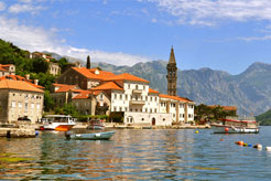 How to escape the crowds in magical Montenegro