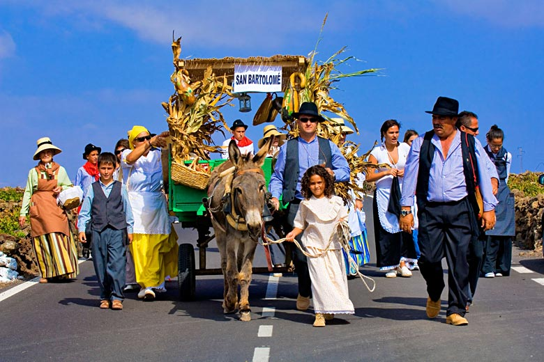 Pilgrimage to Mancha Blanca © Hemis - Alamy Stock Photo