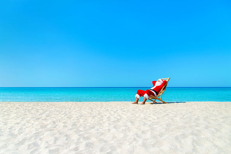 Places to escape the winter blues at Christmas © EMrpize - Adobe Stock Image