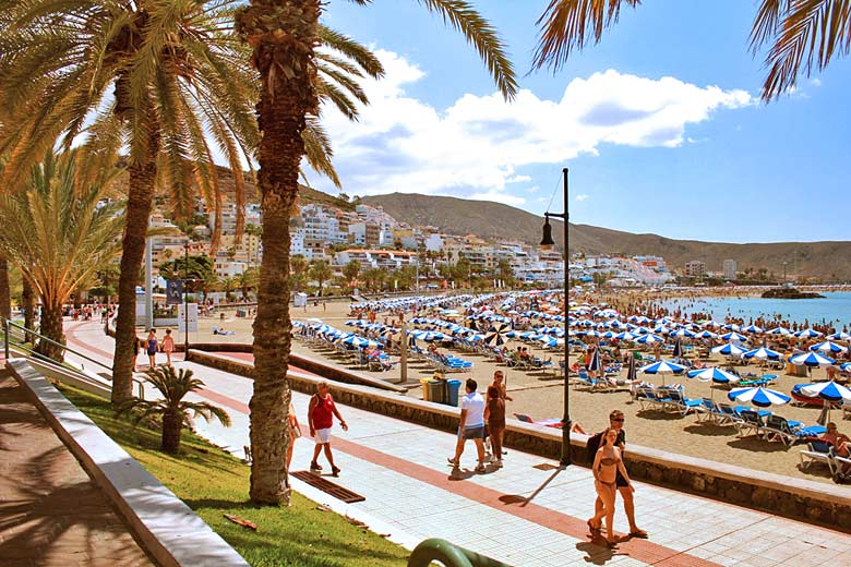 Playa de las Americas, Tenerife © Mate Marschalko - Flickr Creative Commons