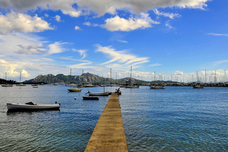 Quiet bay, Pollensa, Majorca © Son of Groucho - Flickr Creative Commons