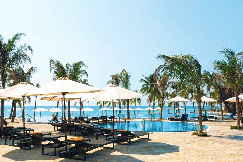 Pool meets beach at Novotel Phu Quoc Resort - photo courtesy of TUI Group