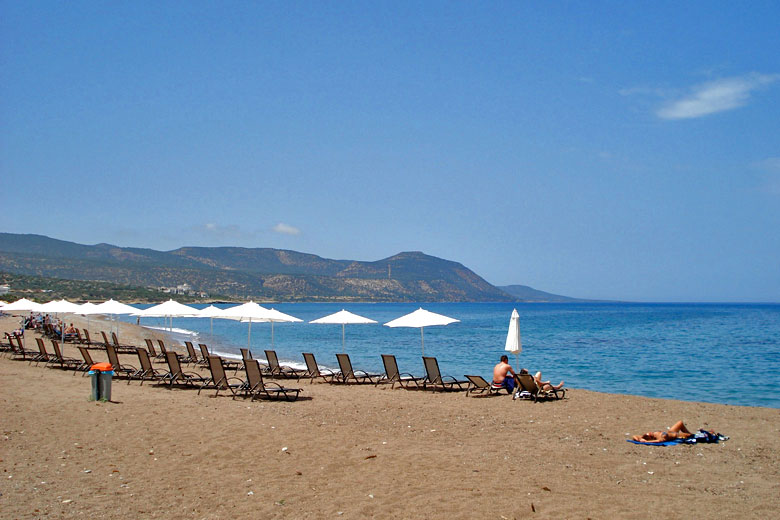 Porto Latchi Beach, Cyprus © George Barker - Flickr Creative Commons