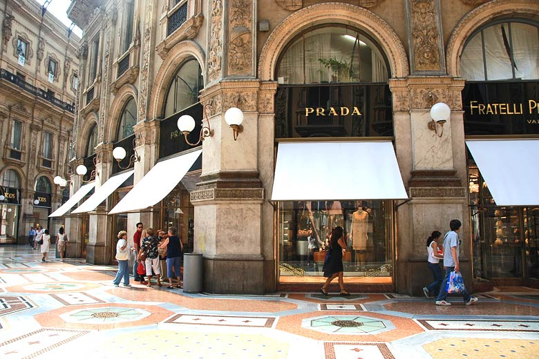 The original Prada store © Teruhiro Kataoka - Flickr Creative Commons