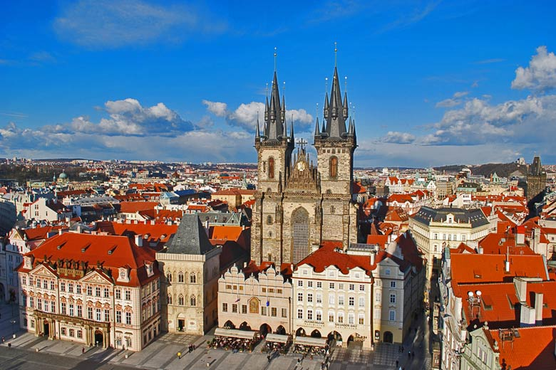 City Breaks to Prague, Czech Republic © Erik Larson - Flickr Creative Commons