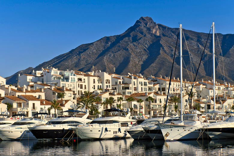 Puerto Banus, Marbella, Costa del Sol, Spain © Tomas Fano - Flickr Creative Commons