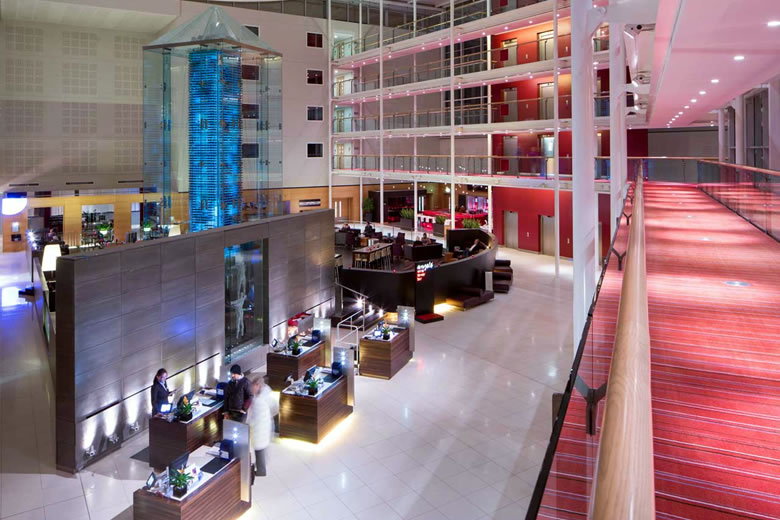 Radisson Blu Hotel London Stansted Airport, UK © The Carlson Rezidor Hotel Group