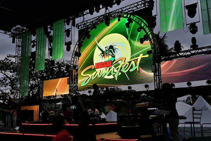 Reggae Sumfest, Jamaica ©  Sergio Leenen - Flickr Creative Commons