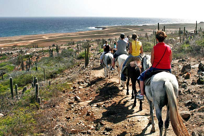 Out riding in Aruba © David Schroeder - Flickr Creative Commons