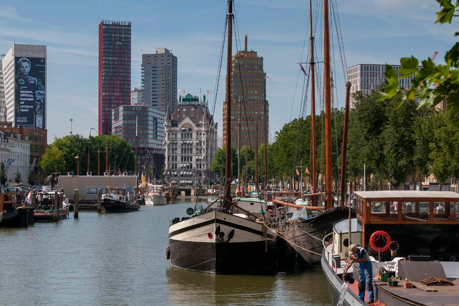 Rotterdam, the Netherlands © Peter Schmidt - courtesy of Rotterdam Partners