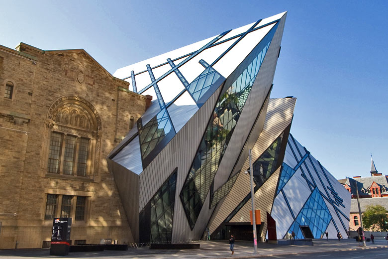Royal Ontario Museum, Toronto, Canada © City of Toronto - Flickr Creative Commons