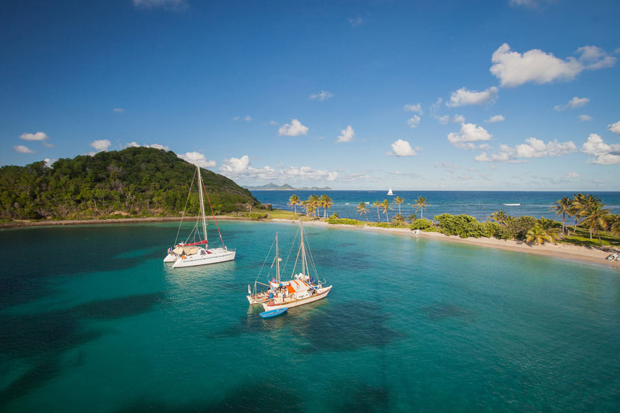 Saltwhistle Bay, Mayreau © _dChris - Flickr Creative Commons
