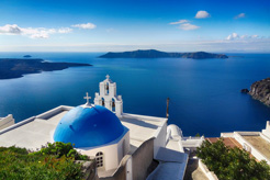 Top excursions on Santorini, Greece