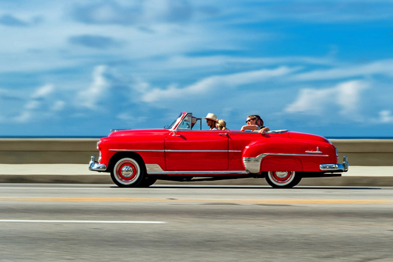 See Havana in style with a classic car tour © Mindauga Dulinska - Dreamstime