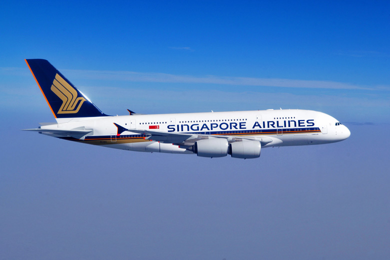 Singapore Airlines Airbus A380-800 © Airbus S.A.S. 2007