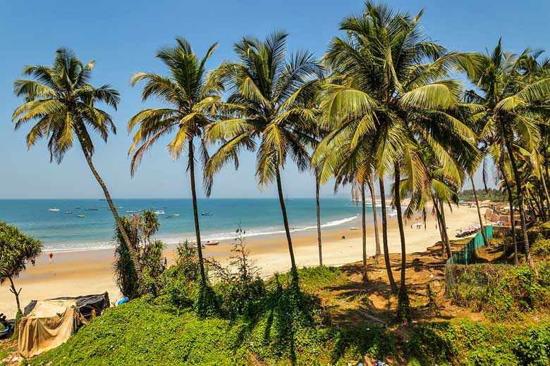A typical winter's day in North Goa © Druxa - Fotolia.com