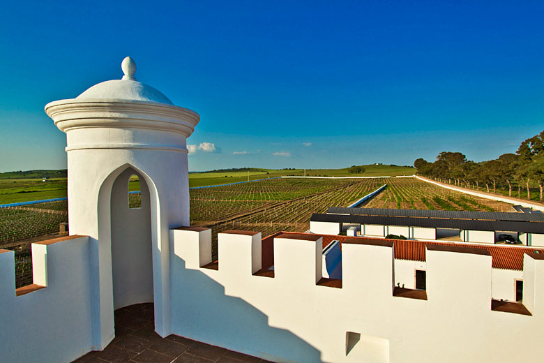 Enjoy the splendid views in every direction - photo courtesy of Torre de Palma Wine Hotel