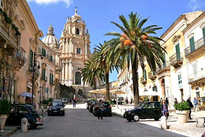 The staggeringly beautiful town of Ragusa, Sicily © Roderick Eime - Flickr Creative Commons