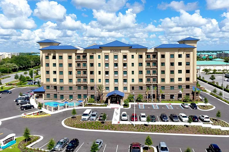 Staybridge Suites Orlando at SeaWorld - photo courtesy of InterContinental Hotels Group