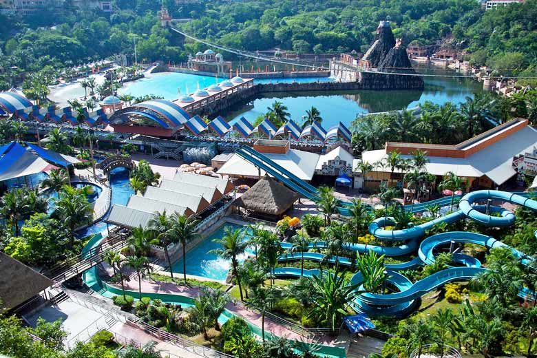 Sunway Lagoon Theme Park © Denny Sytangco Photography - Flickr Creative Commons
