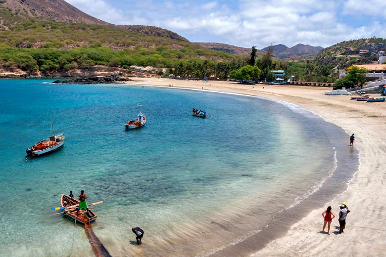 Tarrafal Beach, Santiago Island, Cape Verde © Caroline Granycome - Flickr Creative Commons