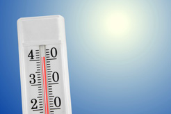 Hot Enough For You? Coping With Holiday Heat