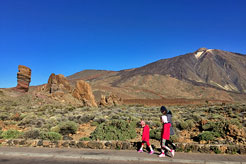 9 ways to savour a family holiday in Tenerife