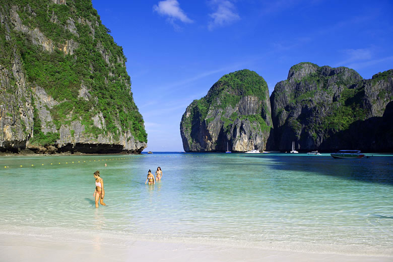 Thai beaches that are even better than 'The Beach' © Lazyllama - Alamy Stock Photo