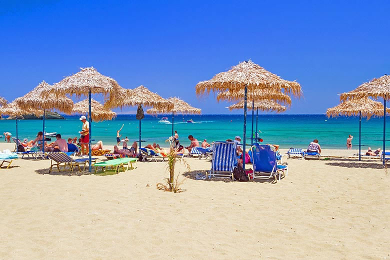 The best beaches and bays in Crete, Greece © Patryk Kosmider - Dreamstime