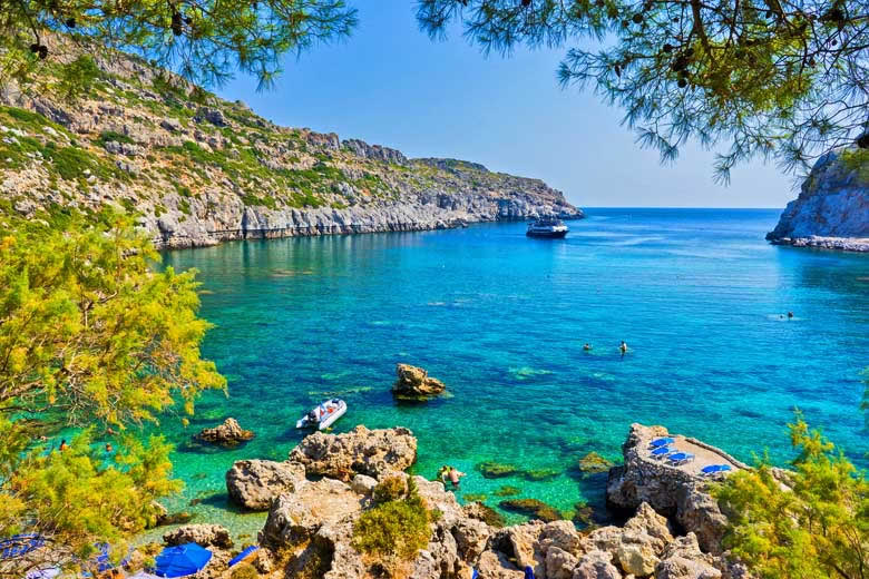 Things to do in Rhodes away from the beaches © Ian Woolcock - Fotolia.com