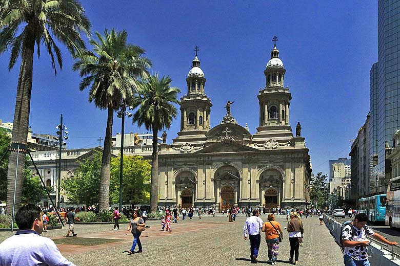 10 things to see and do in Santiago, Chile © David Berkowitz - Wikimedia Commons