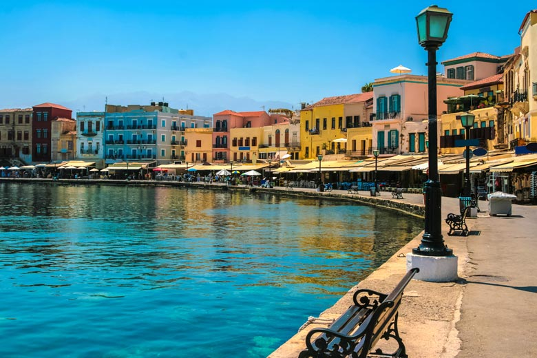 11 things to see & do in Crete - Haniá waterfront © Aleksandrs Kosarevs - Fotolia.com