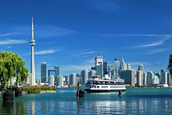 A newbie's guide to Toronto, Canada