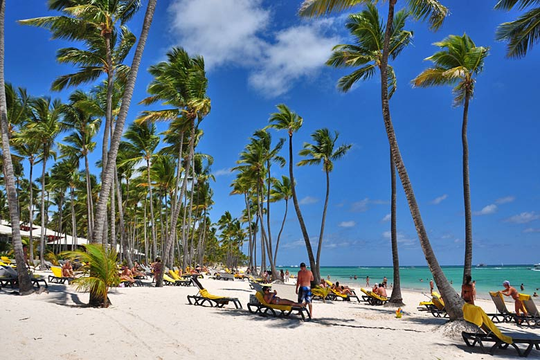 Top beaches in the Dominican Republic © Irinaabs - Fotolia.com