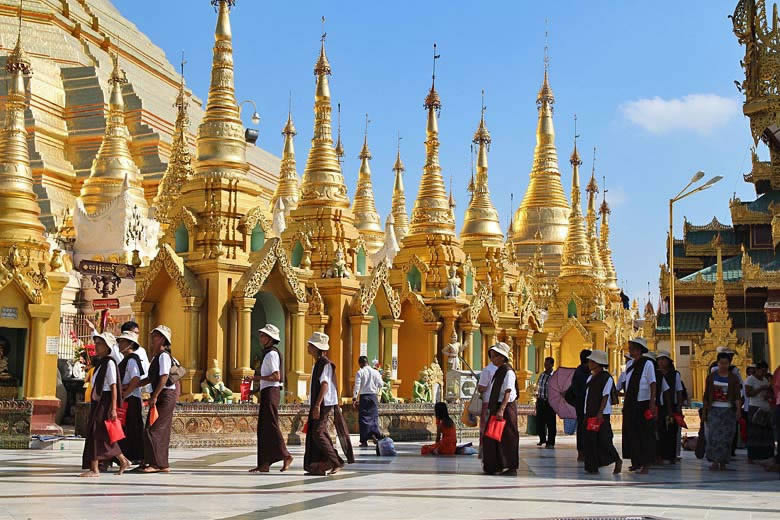 Top reasons to visit Burma © Christian Keller - Flickr Creative Commons