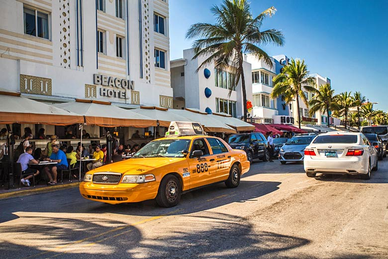 Top 8 sights in and around Miami, including Miami Beach © Littleny - Alamy Stock Photo