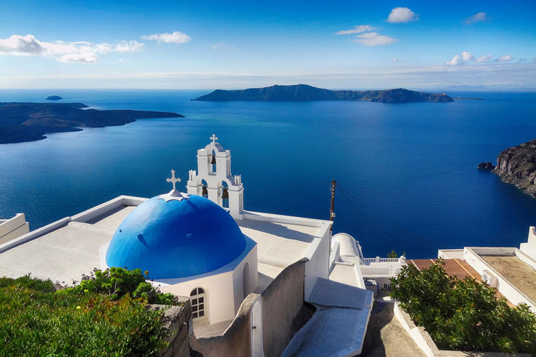 Top 10 Greek islands, the ultimate guide for 2019 © Hans Johnson - Flickr Creative Commons