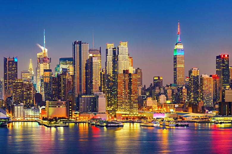 Top tips for a weekend break in New York City © sborisov - Fotolia.com