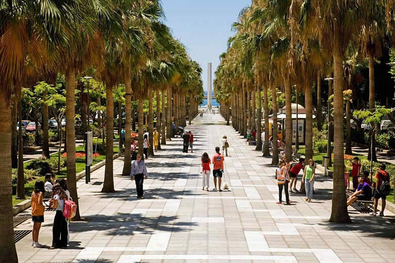 Top tips for visiting the historic city of Almería © Jerónimo Alba - Alamy Stock Photo