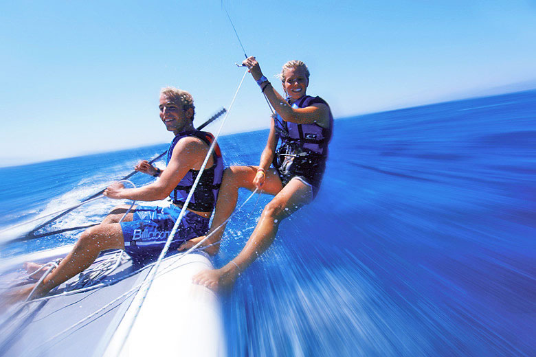 Top watersports and activities you can do on a Mark Warner holiday - photo courtesy of Mark Warner