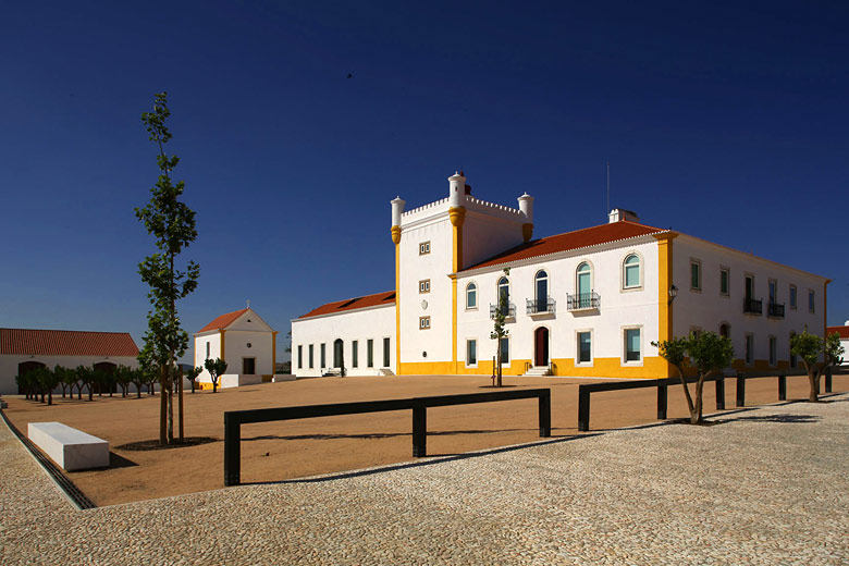 Torre de Palma Wine Hotel, Alentejo, Portugal - photo courtesy of Torre de Palma Wine Hotel