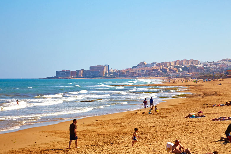 Torre la Mata beach, Costa Blanca © Costa Insider - Flickr Creative Commons