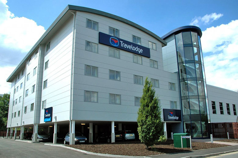 Travelodge Guildford Hotel, Surrey, UK © Travelodge