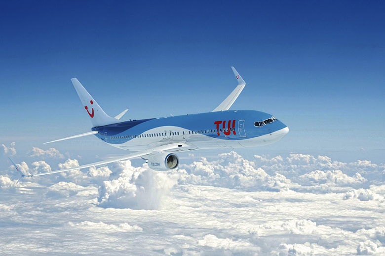 Cheap holiday flights with TUI © TUI UK
