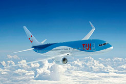 TUI flights