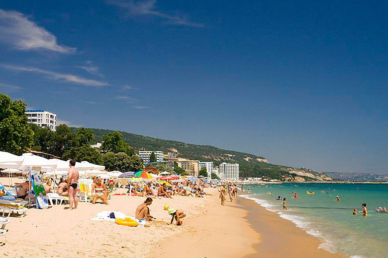 Varna, Bulgaria's coastal city offering the best of both worlds - photo courtesy of Bulgaria Ministry of Tourism
