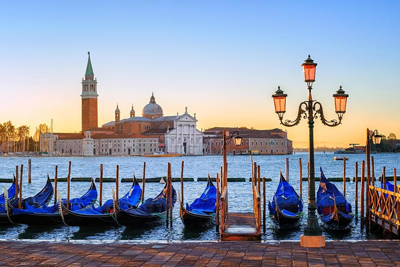 Venice hotspots and highlights © Boris Stroujko - Fotolia.com