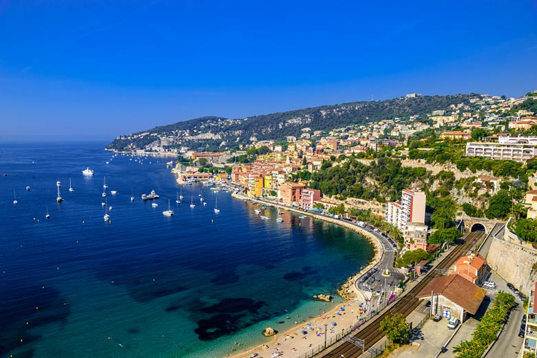 The pretty village of Villefranche-sur-mer, France © Eagle2308 - Fotolia.com
