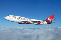Virgin Atlantic's new economy class